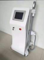 Wholesale salon ipl hair removal machines resale online - CE ECM LVD Approved Factory Price Professional Painless Fast Permanent SPA Salon ICE Diode Laser IPL OPT Hair Removal Machine