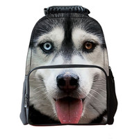 Wholesale europe laptops for sale - Group buy 2018 Trend Europe and America cute animal backpack student personality multi function durable backpack Travel leisure bag DHL shipping