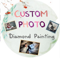 Wholesale Custom Landscapes - 5D,Custom,DIY,Private,Photo,Diamond Painting,Mosaic,Make Your Own&Family,Diamond Embroidery,Cross Stitch,Crafts,Memorable GiftCustom,Diamond