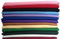 Wholesale Wholesale Cloth Table Napkins - Towel Solid Color Fashion Layered Cloth Decoration Hotel Coffee House Plain Weave Kerchief Wonderful Accessories Table Napkins 2za X