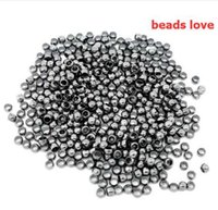 Wholesale crimp balls for sale - Group buy mm Dia Pick Colors Jewelry Findings Smooth Ball Crimps Beads w02934