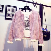 38df3184d0 Cardigan sweater Winter clothes women Flat Knitted Office Lady Cardigans  Womens sweaters Butterfly Sleeve Short Cardigans