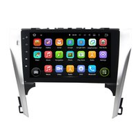 """Wholesale camry android dvd - Deckless CAPACTIVE 1024X600 screen 10.1"""" Android 7.1.1 For TOYOTA CAMRY 2012-2013 2014 Car DVD Navigation GPS Radio wifi player"""