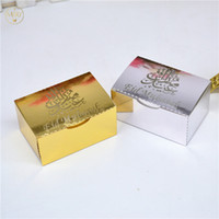Wholesale candy box laser cutting - Eid Mubarak laser cut delicate candy packing favor boxes