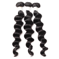 Wholesale ishow hair for sale - Group buy Ishow New Arrival A Brazilian Loose Deep Hair Bundles Cheap Brazilian Hair Weave Peruvian Hair Extensions