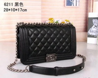 leather bag sales 2018 - 2018New Hot Sale Fashion Handbags Women bags Designer Handbags Wallets for Women Leather Chain Bag Crossbody and Shoulder Bags