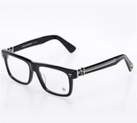 e96d44e48f0ad 2018 moda caixa De Cromo almoço-a Oculos De Grau miopia Óculos Miopia  Quadro Men Eye Glasses Mulheres Óculos Japão Marca Moldura Óptica