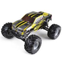 carros com ração venda por atacado-HBX XP4 RC Car Escala de Alta Velocidade de Controle Remoto Carro Elétrico Alimentado Modelo de Veículo Off-road deserto