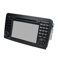 Wholesale Chinese Classes - 7Inch Octa core Andriod 6.0 Car DVD player for Benz ML CLASS W164 with GPS,Steering Wheel Control,Bluetooth, Radio