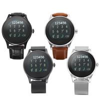 korea assistir novo venda por atacado-Novo K88H Japão e Coréia Versão MTK2502 4.0 Relógio Inteligente Faixa de Freqüência Cardíaca Relógio De Pulso