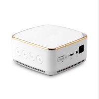 Wholesale home theater mobile for sale - Wejoy Mini LED Projector DL S8 Android System Pocket Portable Pico Mobile Phone Projectors DLP Beamer WiFi BT Home Theater