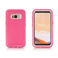 Wholesale goophone s7 edge plus online – custom Premium quality for Samsung S7 Edge case shockproof phone case TPU PC hydrid in1 for Goophone S9 plus robot case