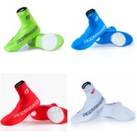 Wholesale Shoes For Bikes - Cycling Reusable Shoe Covers Outdoor Bike Bicycle Sport Overshoe Boots Foot Wear Windproot Dust proof for Men & Women Cycling Wear