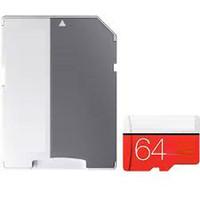 Wholesale Sdxc Microsd - 256GB 128G 64GB EVO+ PLUS Micro SDXC USH-I Card Microsd 48mb s TF Memory Card SD Class 10 with SD Adapter Blister Package