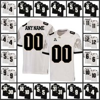 Wholesale college custom jerseys resale online - Custom NCAA UCF Knights College Football Jersey Blake Bortles Brandon Marshall Mike Hughes Michael Torres Shaquem Griffin UCF Knights Jersey