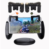 Wholesale key pad buttons for sale - PUBG Mobile Game Fortnite Phone Gamepad Controller Gaming Joystick Trigger Fire Button Aim Key Shooter Game Pad Handle Stand