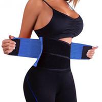 Wholesale abdominal belt corset for sale - Group buy Slimming Waist Trimmer Unisex Fat Burning Wrap Abdominal Belt Cincher Sports Corset Weight Loss Body Shaper Waist Support