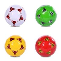 Wholesale big foot toy for sale - Group buy Non Slip Foot Ball Outdoor Sport Training Football Wear Resisting Children Gifts Multi Color jx C R