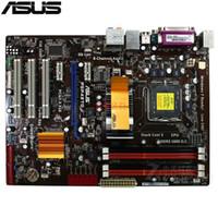 Wholesale motherboards 775 - original Used Desktop motherboard For ASUS P5P43TD P431 Support Socket 775 Maximum DDR3 16GB SATA2 ATX