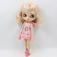 Wholesale normal doll for sale - Group buy for s Blyth doll Sweater suit for the normal body doll and joint body doll Factory Blyth