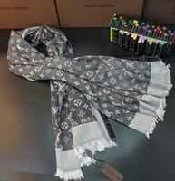 ingrosso sciarpe a maglia per la molla-2019 maglia primavera inverno donna sciarpa calda sciarpe quadrate scialli moda collo bandana pashmina lady avvolgere dimensioni 140x140 cm