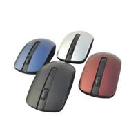 en iyi fare toptan satış-Mini Kablolu Bilgisayar Fare Taşınabilir Dilsiz Masa Optik Mouse Fare PC Perakende Laptop Ile Düz Perakende Ambalaj