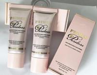 aceite caliente 24k al por mayor-CALIENTE NUEVO Maquillaje de la cara Resaca que repara la base Primer 40ML Envío gratis