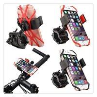 benutze telefon gps großhandel-Universal Motorrad Fahrrad einfach zu Telefonhalter Bike Lenker Mount GPS Halterung im Freien hohe Qualität verwenden