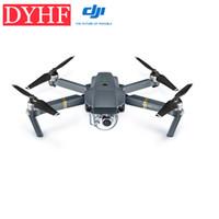 hubschrauber videokamera großhandel-Auf Lager ! Refurbished Original DJI Mavic Pro Combo Drohne mit 4K Video 1080p Kamera RC Hubschrauber