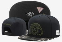 Wholesale cayler son brooklyn hat for sale - Group buy 2018 new In original box s cayler sons crew anchor brooklyn Caps hats Wl Munchies Hot Christmas Sale Adjustable Snapback Baseball Cap hat