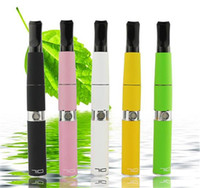Wholesale electronic herb smoking pipe resale online - 5 Colors Wax Vape Pen Wax Vaporizer Pipe Starter Kit Dry Herb Atomizers Ego Electronic Cigratte Mini Smoking