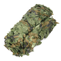 Wholesale outdoor tent covers - 2m*4m Outdoor Military Camouflage Net Military Nets Car Net Cover Tent Hunting Accessories Garden Shade Nets