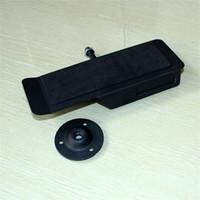 ingrosso supporto in gomma-Scarpe da parete superiori in metallo Supporto per espositori Rack di regolazione dell'angolo Supporto per scarpe con supporto in gomma antiscivolo Risparmio di spazio 5 8hh jj