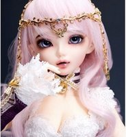 Wholesale happy making - Happy Amethyst doll 1 4 bjd doll sd MiniFee Chloe (free eyes + free make up)