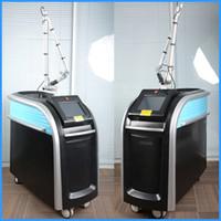 yag laser profesional al por mayor-2019 La eliminación láser profesional Picosure tatuaje Picosegundo Q-switch ND Yag láser de 1064 nm 532 nm 755 nm a 1.320 nm eliminación de la cicatriz del punto Picosegundo