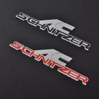 ingrosso colla per decalcomanie-Metallo 3D AC Schnitzer auto Logo Badge Emblem Autoadesivi Auto Adesivo 3 M colla Per BMW Auto-Styling Adesivi Accessori