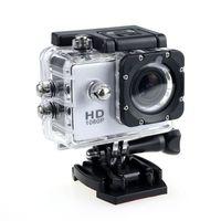 Wholesale Ccd Homes - Free send DHL- 2017 new SJ4000 freestyle 2inch LCD 1080P Full action camera 30 meters waterproof DV camera sports helmet SJcam DVR00
