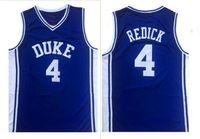 Wholesale duke blue - Duke Blue Devils College Jerseys 0 Jayson Tatum 4 JJ Redick 32 Christian Laettner 33 Grant Hill 100% Stitched Backetball Jerseys Mix Order
