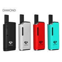 diamante vape al por mayor-100% original Airis Diamond V11 Kits de vaporizador 280 mAh Batería Auto Vape Mod Kit Aire acondicionado Premium Vaporizador E Cigarrillo colores múltiples