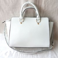 Wholesale bag thickness - Length 33cm * height 26cm * thickness 15cm Free shipping new women famous handbags shoulder tote bags purse leather summer beach bag 3036