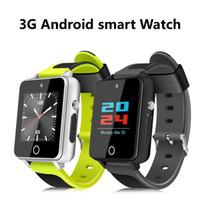 электронная почта google android оптовых-S9 смарт-часы с Android 5.1 OS MTK6580 1GB / 16GB 3G наручные часы телефон Bluetooth Wifi GPS Smartwatch мобильный телефон 2.0 MP Камера Google Store