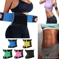 959015e919355 Waist Trainer Cincher Man Women Xtreme Thermo Power Hot Body Shaper Girdle  Belt Underbust Control Corset Firm Slimming