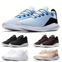 Wholesale womens size 11 shoes online - Cheap viale running shoes Olympic London s mens womens runners tariners triple white black blue light breathable boots size US