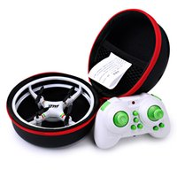 Wholesale Helicopter Case - Mini Drone Nano Drones RC Quadcopter Pocket Drone RC Helicopter 2.4GHz Birthday Gift for Children Toys Dwi Dowellin D1 with Case