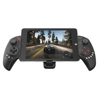 Wholesale high tablet computer for sale - High Quality Wireless Bluetooth Game Joystick For Mobile Tablets Computer Mutli function Wireless Gampad With Retractable Holder