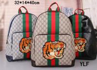 Wholesale Trend Girls Bag - 2018 New arrival men women's Backpack LITTLE BEE Sport Backpack for men women Trend all-match fashion bags z4