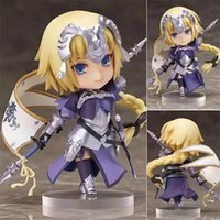 Cattoyfirm Ingrosso Anime Fate Stay Night Saber Joan of Arc Action Figure Video Game Toy 10 cm