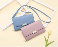 Wholesale large phone wallet - Tyeer@ Cross Body Messenger bag wallet female multifunctional clutch fashion large shoulder bag