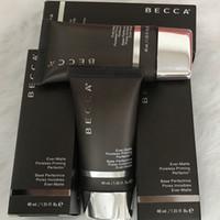 Wholesale Good Face Foundation - Good quality Becca Ever-Matte Poreless Priming Perfector 1.35oz 40ml Makeup Face Primer becca foundation primer