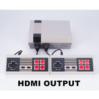 Wholesale 2018 Newest Coolbaby HDMI Mini Game Console Can Store Games Bit Nes With Retail Box Cradle Desgin